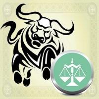 zodiac compatibility Taurus-Libra